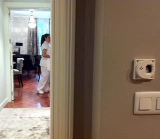 Control de Acceso por Huella Dactilar en Hoteles